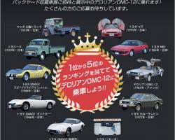 トヨタ博物館のランキング当てクイズ